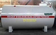 Резервуар для нефтепродуктов, емкость для хранения ГСМ,  модуль АЗС, мини АЗС, мини заправка