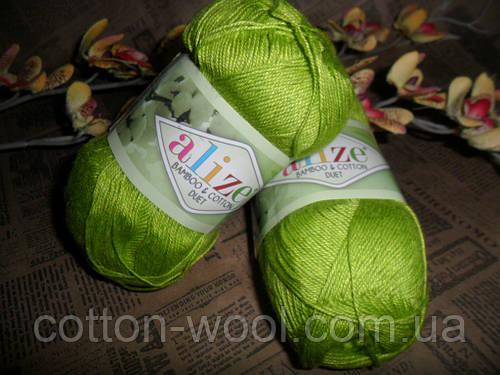 Alize Bamboo & Cotton Бамбук и Коттон (Дует) 612