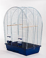 Inter-Zoo Sylwia Zinc (59x34x75 см) Клетка для средних попугаев и птиц