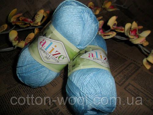 Alize Bamboo & Cotton Бамбук и Коттон (Дует) 346