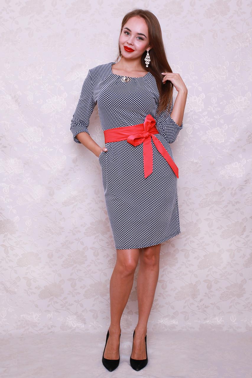 Платья из жаккардовой ткани фото