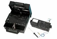 Вимірник напруги дотику і струму короткого замикання ЭК0200 Мегомметр