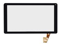 Оригинальный тачскрин / сенсор (сенсорное стекло) для Nomi A10101 (черный цвет, самоклейка)