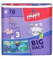 Подгузники Bella Happy 3 5-9 кг 78 шт.