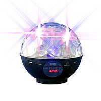 Диско шар лампа с аккумулятором и USB MP3 2015-3