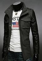 Зимняя куртка из кашемира