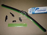 Щетка стеклоочистителя бескаркасная 18/450мм. (с адаптерами) (Tempest). TPS-18FL