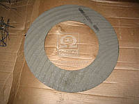 Накладка диска сцепления (феродо) 14 (Трибо). 14-1601138