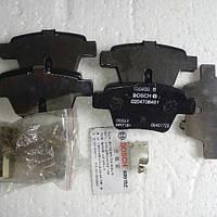 Колодки тормозные задние для Geely Emgrand EC7 (1064001725)