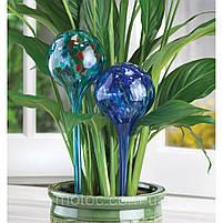 Шар для полива растений Aqua Globes (аква глобс). Автоматический полив растений. Aqua Globes , фото 5