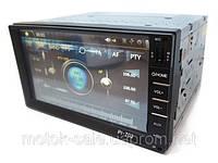 """Автомагнитола Pioneer PI-703 с 7"""" сенсорным LCD дисплеем, GPS, TV, USB и Micro SD плеером."""