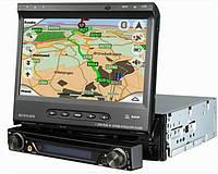 "Автомагнитола Pioneer BZ 1570 с 7"" сенсорным LCD дисплеем, GPS, DVD, TV, USB, SD"