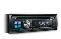 Автомагнитола Alpine D830, DVD, USB, SD, FM, мощный усилитель