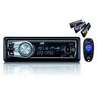 Автомагнитола JVC KD-R701, DVD, CD, USB, SD, FM