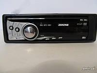 Автомагнитола Alpine D829, DVD, USB, SD, FM, мощный усилитель