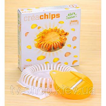 Набор для приготовления чипсов в СВЧ Хрустик