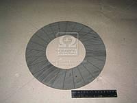 Накладка диска сцепления ЮМЗ (Трибо). 36-1604047