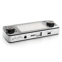 Видеорегистратор на 3 камеры F80