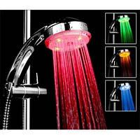 Светодиодная насадка на душ насадка для душа LED Shower Bradex