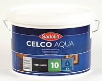 Лак для стен и мебели Sadolin CELCO AQUA матовый 2,5л (Селко Аква)