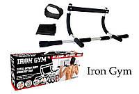 Дверной турник домашний Iron Gym Айрон Жим