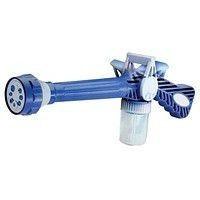 Распылитель воды универсальный Ez Jet Water Cannon, насадка на шланг водомет с отсеком для моющих средств