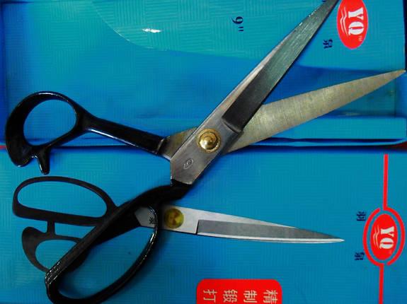 """Швейные ножницы YQ (9""""), фото 2"""