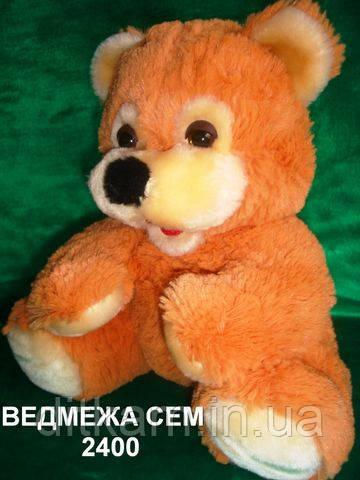 Мягкая игрушка медвежонок Сем (35см)