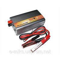 Преобразователь авто инвертор 24V-220V 500W