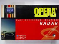 Парктроник OPERA 168 4 датчика, парковачная система