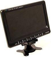 Портативный телевизор DA-901C экран 9»