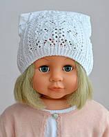 Очень красивая шапка для девочки , фото 1