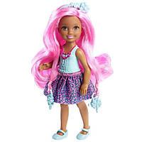"""Кукла Челси серии """"Сказочно-длинные волосы"""" в ассортименте Mattel"""