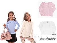 7b9dba3ec03 Школьная блуза Анита. Размер 122 - 146 см