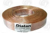 Акустический кабель 2*1 (bimetal)