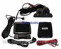 Комплект: камера + монитор + радар (парктроник)