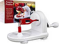 Яблокочистка Apple Peeler ручная. Машинка для чистки кожуры. Механическая Яблокочистка Серпантин, фото 4