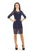 Платье нарядное с сеточкой, фото 1