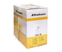 Витая пара Dialan UTP cat5E 0,45 медь new