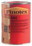 Грунтовка антисептик для дерева PINOTEX BASE 1л (Пинотекс База)