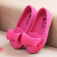Туфли балетки детские