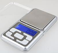 Карманные весы 0,01-100 гр Pocket scale MH-100  Портативные ювелирные электронные весы, фото 2