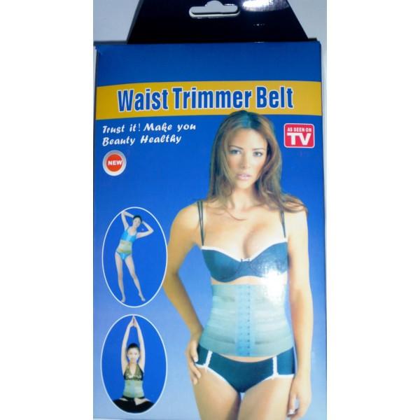 Корректирующее белье Waist Trimmer Belt, купить в Украине корректирующее белье пояс корректор стройная фигура