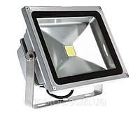 Прожектор LED 20w 4000K IP65 1LED LEMANSO серый / LMP20, купить прожектор