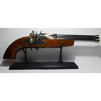 Подарочный мушкет-зажигалка длина 44 см