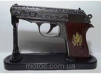 Подарочный Пистолет зажигалка, зажигалка пистолет