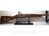 Подарочный мушкет зажигалка длина 51 см