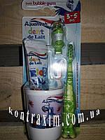 """AQUAFRESH Набор детский """"Kids"""" (стакан, зубная щетка и паста)"""