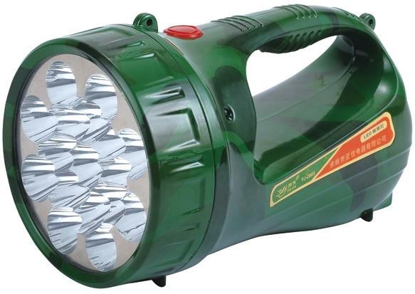 Современный светодиодный кемпинговый фонарь (High power Rechargeable) Yajia YJ-2805, Ручной фонарик(YJ-2805-1)