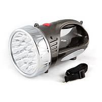 Современный светодиодный кемпинговый фонарь (High power Rechargeable) Yajia YJ-2805, Ручной фонарик(YJ-2805-1), фото 4